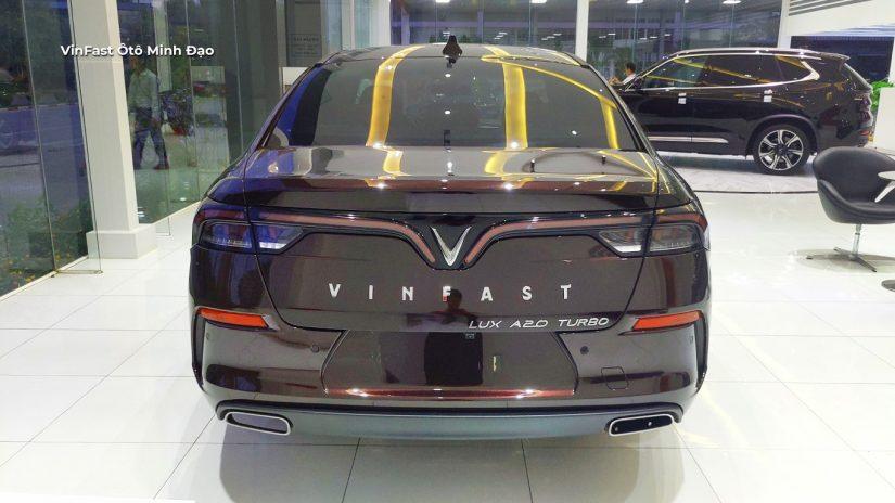 VinFast Lux A2.0