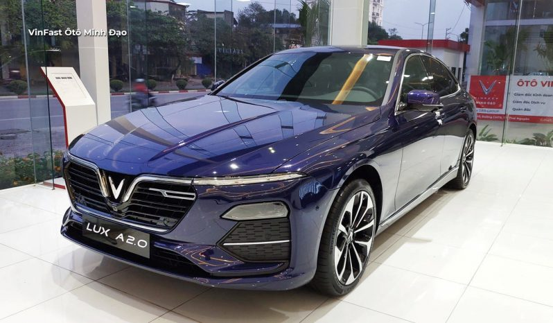 VinFast Lux A2.0 full