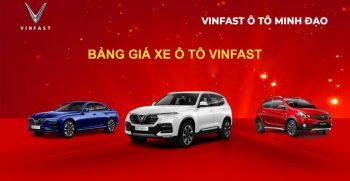Bảng giá- VinFast