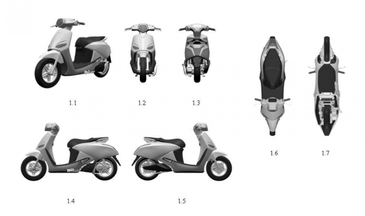 Tham khảo thiết kế mẫu VinFast Vento